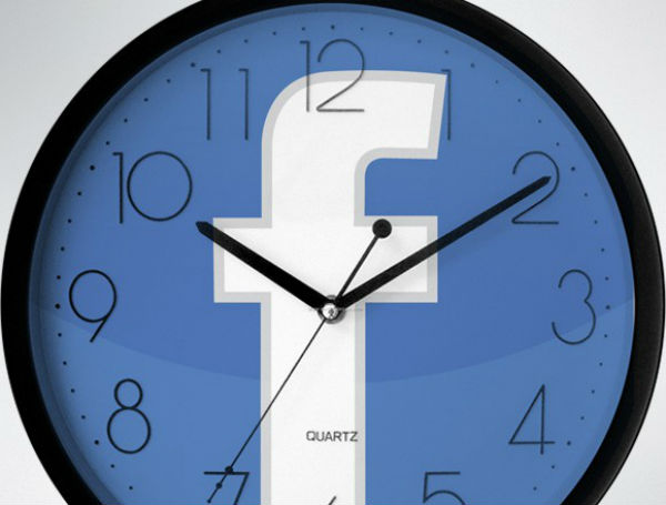 Facebook-timing